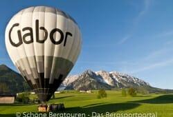 Ballon ist startklar