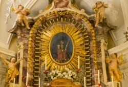 Wallfahrtskirche Maria Klobenstein