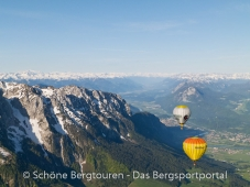 Ballons am Inntal