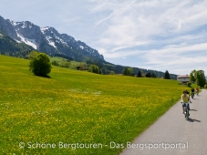 E-Bike Tour im Kaiserwinkl