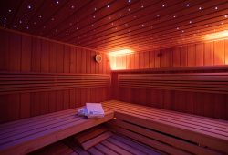 Kongress Hotel Davos - Sauna