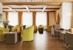Kongress Hotel Davos - Lobbybereich
