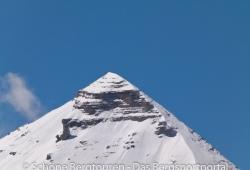 Gipfel der Tofana di Rozes