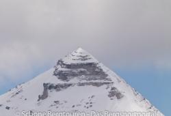 Gipfel der Tofana de Rozes