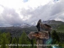 Zehnerspitze und Neunerspitze