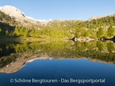 Gruensee am Morgen