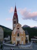 Kirche in Enneberg Pfarre