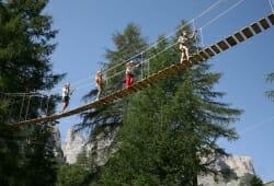 Lagacio Hotel Mountain Residence - Klettergarten