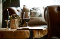 Lagacio Hotel Mountain Residence - Bar und Rezeption