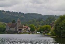 Limousin - Abteikirche Saint-Pierre