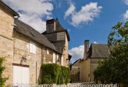 Limousin - Im mitteralterlichen Ort Turenne
