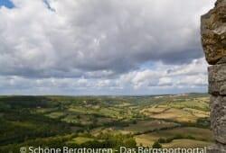 Limousin - Ausblick vom Burgturm