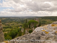 Limousin - Blick vom Burgturm