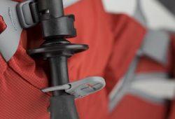 Lowe Alpine AirZone - Trekkingstock Halterung