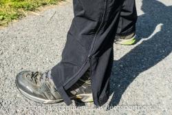 Maier Sports Tajo Zip-Off Wanderhose - Hosenbein
