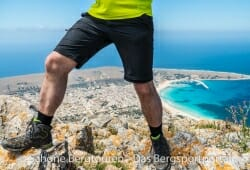 Maier Sports Tajo Zip-Off Wanderhose - Sizilien