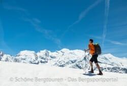 Maier Sports Tajo Zip-Off Wanderhose - Mont Blanc