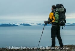 Maier Sports Tajo Zip-Off Wanderhose - Spitzbergen