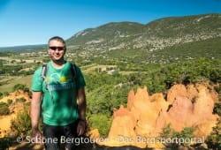 Maier Sports Tajo Zip-Off Wanderhose - Provence