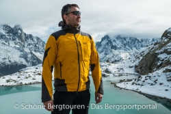 Maier Sports Tajo Zip-Off Wanderhose - Chamonix