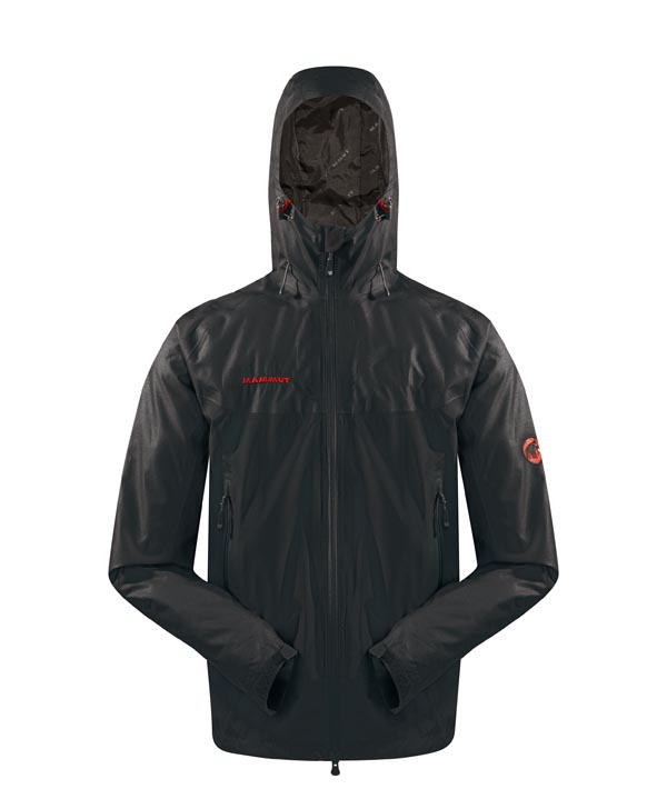 Mammut Tahat Jacket - Black