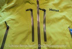 Marmot Alpinist Jacket - RV-Brusttaschen