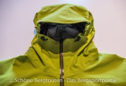Marmot Alpinist Jacket - Kapuze