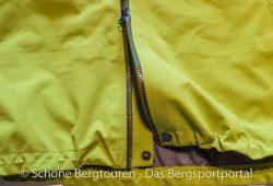 Marmot Alpinist Jacket - 2-Wege-Reissverschluss