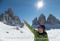 Marmot Alpinist Jacket - Drei Zinnen