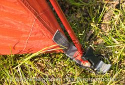Marmot Astral FC 2P Zelt - Farbcodierte Clips