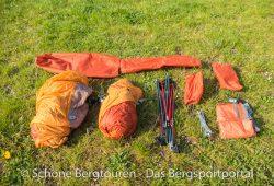 Marmot Astral FC 2P Zelt - Zelteinzelteile