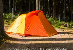 Marmot Astral FC 2P Trekkingzelt - Im Harz