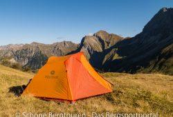 Marmot Astral FC 2P Trekkingzelt - Allgaeuer Alpen