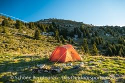 Marmot Astral FC 2P Trekkingzelt - Franzoesische Alpen