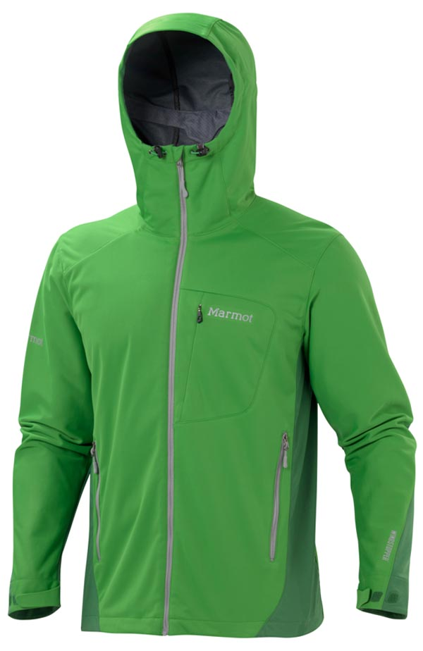 Marmot ROM Jacket - Lime Thyme