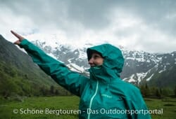 Marmot Starfire Jacket - Mont-Blanc-Massiv
