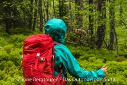 Marmot Starfire Jacket - Im Wald