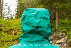 Marmot Starfire Jacket - Kordelzug an Kapuze