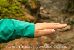 Marmot Starfire Jacket - Klettverschluss am Armelbund