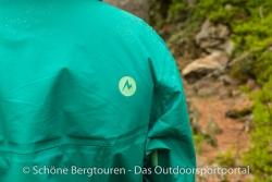 Marmot Starfire Jacket - Marmot Logo Rueckseite
