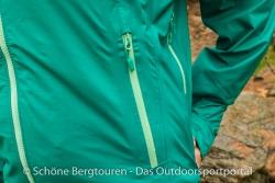 Marmot Starfire Jacket - Seitentasche