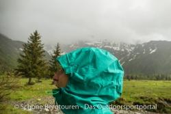 Marmot Starfire Jacket - Seitenansicht der Kapuze