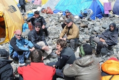 Mount Everest Expedition 2010 #33