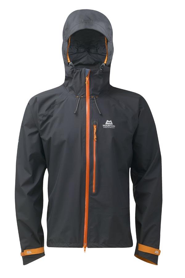 Mountain Equipment - Firefox Jacket - Black Russet Zips