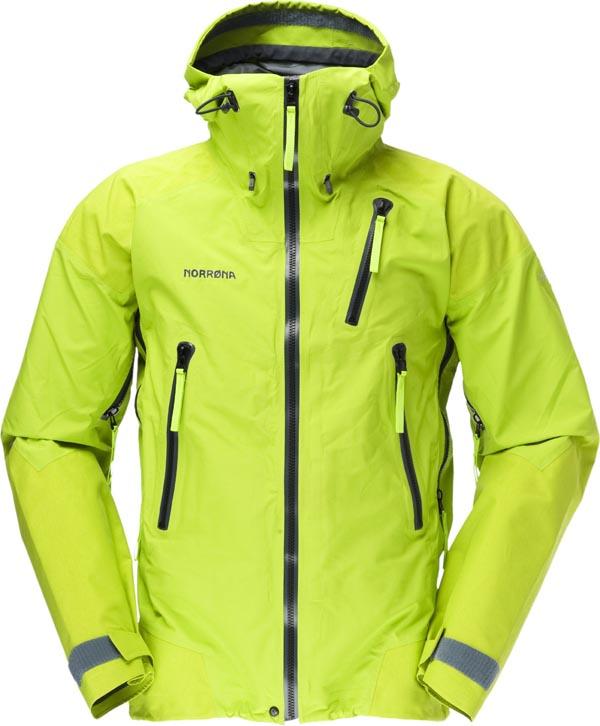 Norroena - Trollveggen Jacket - Birch Green