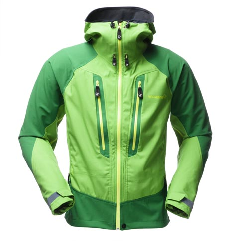 Lyngen Windstopper Jacket - Classic Green