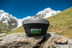 Optimus Terra HE Kochset - Verpacktes Set