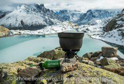 Optimus Terra HE Kochset - Lac Blanc