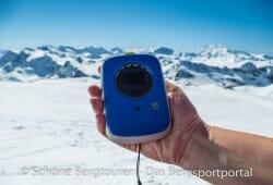Ortovox Zoom+ LVS-Geraet - Franzoesische Alpen