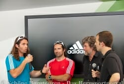 Bergsportgroessen im Interview
